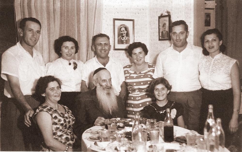משפחה רב דורית, זכרון משפחתי