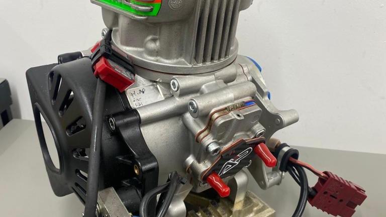 IAME X30 Engine N1188