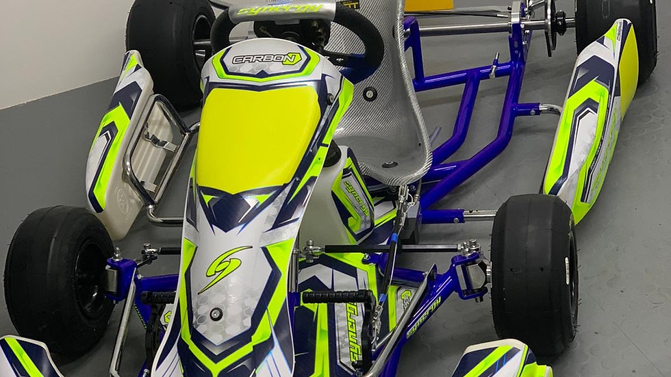 Synergy Carbon Rolling Chassis