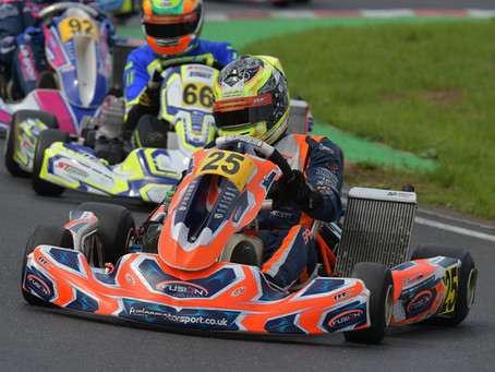 Fusion Fill The Podium at UKC Round One - Rowrah
