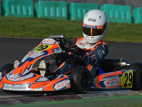 McLaughlin takes Maiden Win
