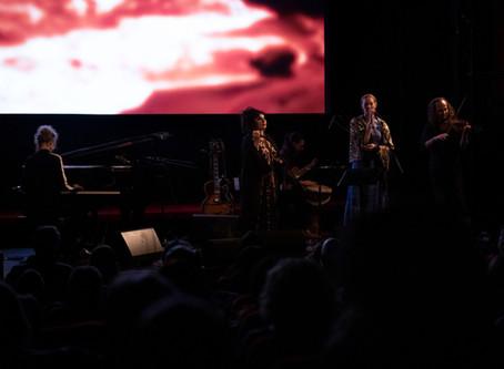 Natacha Atlas - Concert at CityClub Cinema