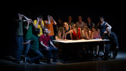 Piagnistei -  Laboratorio sui Mestieri del Teatro dell'Università IULM and Centro Teatro Attivo