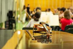 Verbier Festival Orchestra - Rehearsal