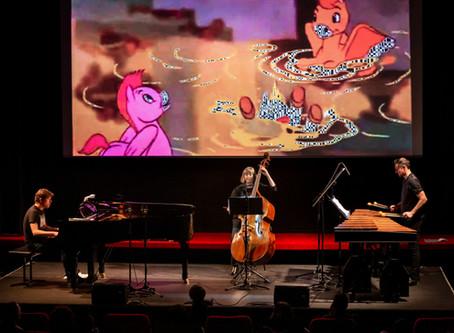 Trio Palissandre - concert at CityClub Cinema