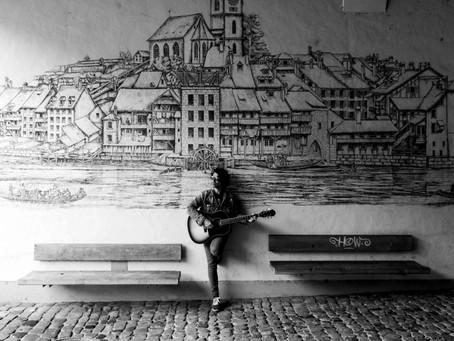 """Luiz Gadelha e Os Suculentos - Making of the music video for """"No Beck da Tua Mão"""" - Switzerland"""
