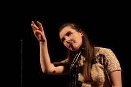 Ensemble Contrechamps and Carolina Eyck