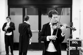 Orchestre de Chambre de Lausanne - Rehearsal