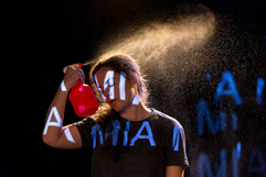 Bleu - Anna Lemonaki
