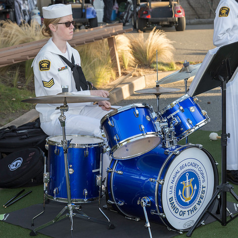 ceremonial, patriotic, marches, jazz, rock....we play it all!