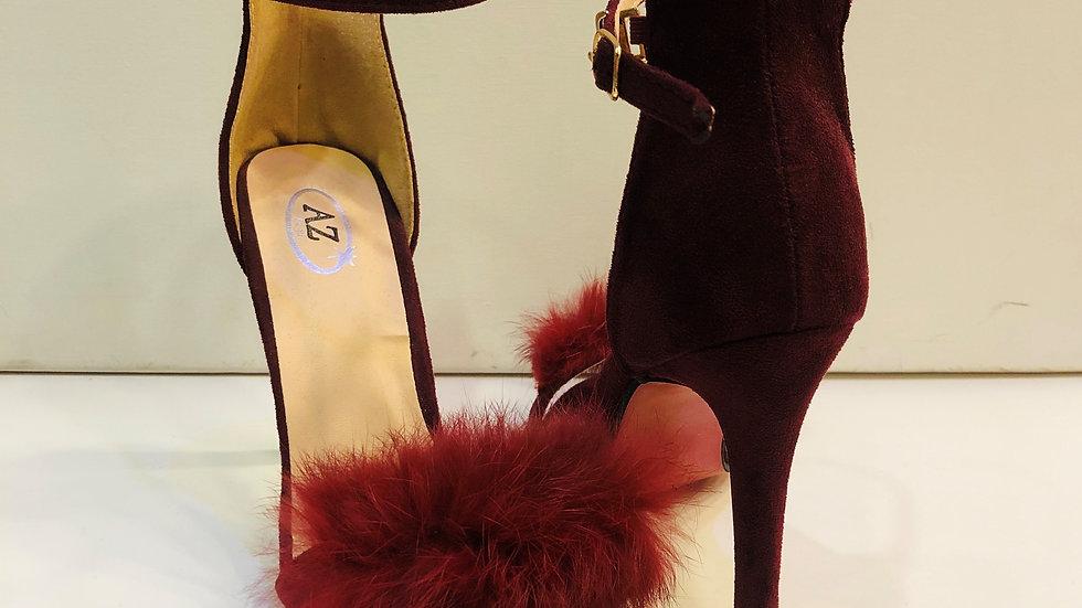 Zapato Pluma Marabu