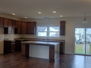 I finally have a new house with my dream kitchen!