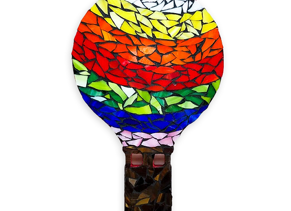 DIY Hot Air Balloon Kit - Mosaic Stained Glass