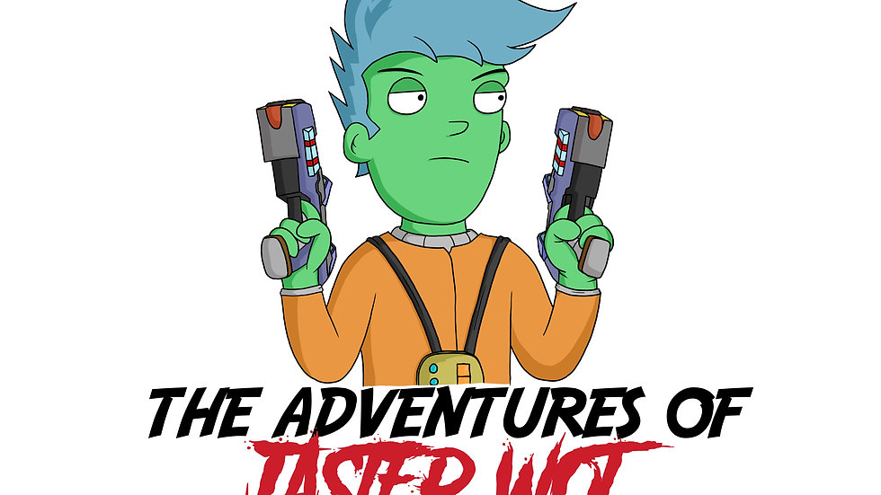 The Adventures of Jaster Wot - Part 1 (Sample)