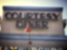 Courtesy Diner St. Louis STL Hampton Avenue Retro Diner Sign
