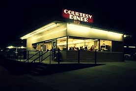 courtesy diner kingshighway st. louis STL south city the hill