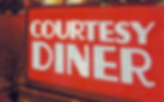 Courtesy Diner Hampton Sign St. Louis STL South City