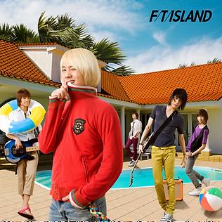 FTISLAND 2nd Single「Brand-new days」