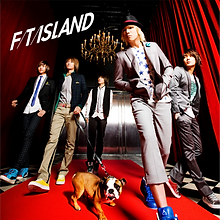 FTISLAND 1st Single「Flower Rock」