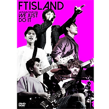 FTISLAND AUTUMN TOUR 2016 -WE JUST DO IT-