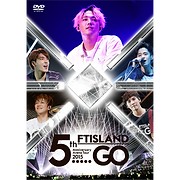 "「5th Anniversary Arena Tour 2015 ""5.....GO""」LIVE DVD&Blu-ray"