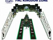 12月21日-22日に「2019 FNC KINGDOM -WINTER FOREST CAMP-」を開催する幕張メッセ 11ホール内に「FNC KINGDOM ZONE」出現!出演アーティストのビッ