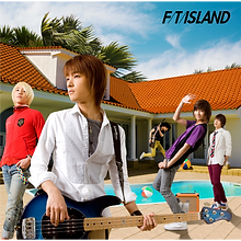 FTISLAND 2nd Single「Brand-new days」