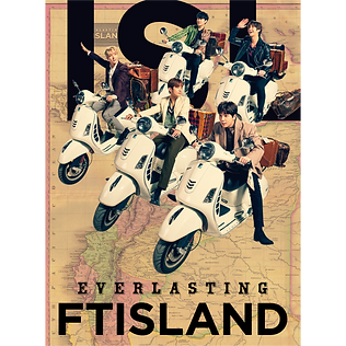 FTISLAND 9th ALBUM『EVERLASTING』