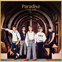 FTISLAND 17th Single「Paradise」