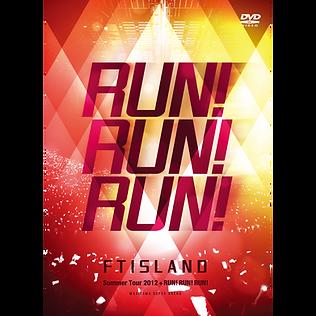 FTISLAND Summer Tour 2012 ~RUN!RUN!RUN!~ @SAITAMA SUPER ARENA