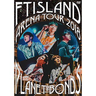 『FTISLAND Arena Tour 2018-PLANET BONDS-at NIPPON BUDOKAN』