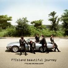 FTIsland 2nd Mini Album「Beautiful Journey」