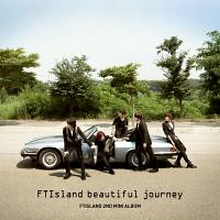 FTIsland 2nd Mini Album「Beautiful Journey」