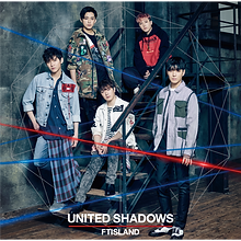 FTISLAND 7th Album「UNITED SHADOWS」