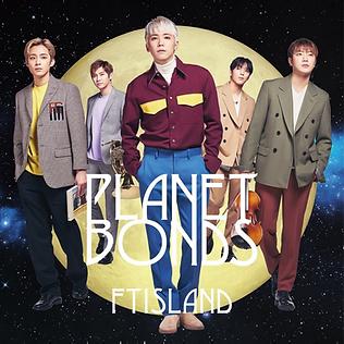 FTISLAND 8th Album「PLANET BONDS」