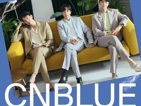 日本デビュー10周年記念プロジェクト第7弾『CNBLUE JAPAN 10th ANNIVERSARY』プレイリスト全世界配信開始!