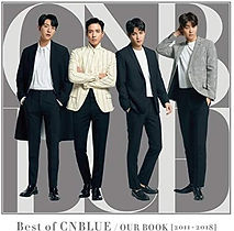 Best of CNBLUE : OUR BOOK [2011 - 2018]