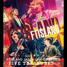 JAPAN LIVE TOUR 2019 -FIVE TREASURES- at WORLD HALL