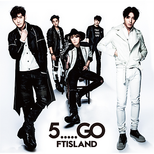 FTISLAND 5th Album「5.....GO」