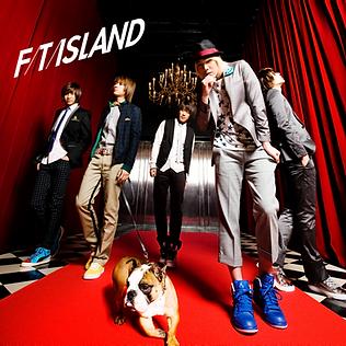 FTISLAND 1st Single「Flower Rock」