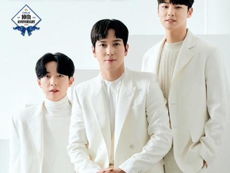 3/14開催「CNBLUE 1st JAPAN ONLINE FANMEETING 2021 ~Smile Again~」チケット販売開始!