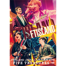 JAPAN LIVE TOUR 2019 -FIVE TREASURES- at WORLD HALL