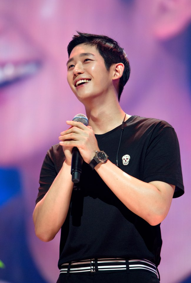 "2018 JUNG HAE IN ""SMILE"" FAN MEETING"