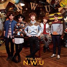 FTISLAND 6th Album「N.W.U」