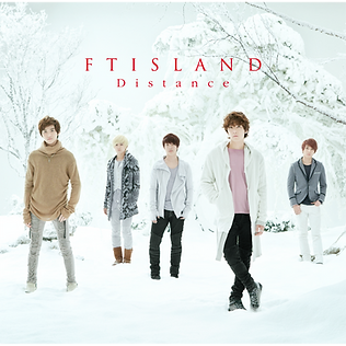 FTISLAND 6th Single「Distance」