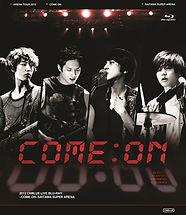 Arena Tour 2012~COME ON!!!~@SAITAMA SUPE