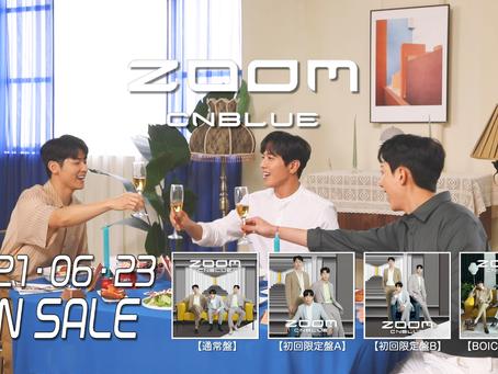 6/23発売 12th Single「ZOOM」Music Videoメイキングダイジェスト公開!