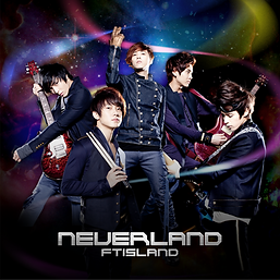 FTISLAND 7th Single「NEVERLAND」