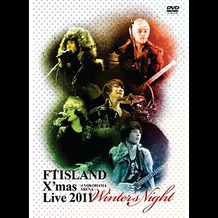 X'mas Live 2011 Winter's Night @YOKOHAMA ARENA