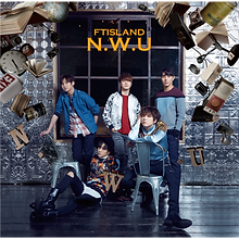 FTISLAND 6th Album「N.W.U」